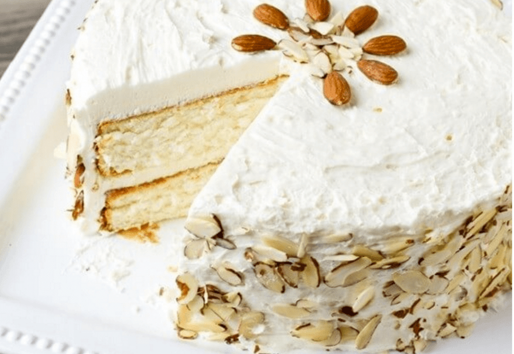 Almond Frosting For Bundt Cake