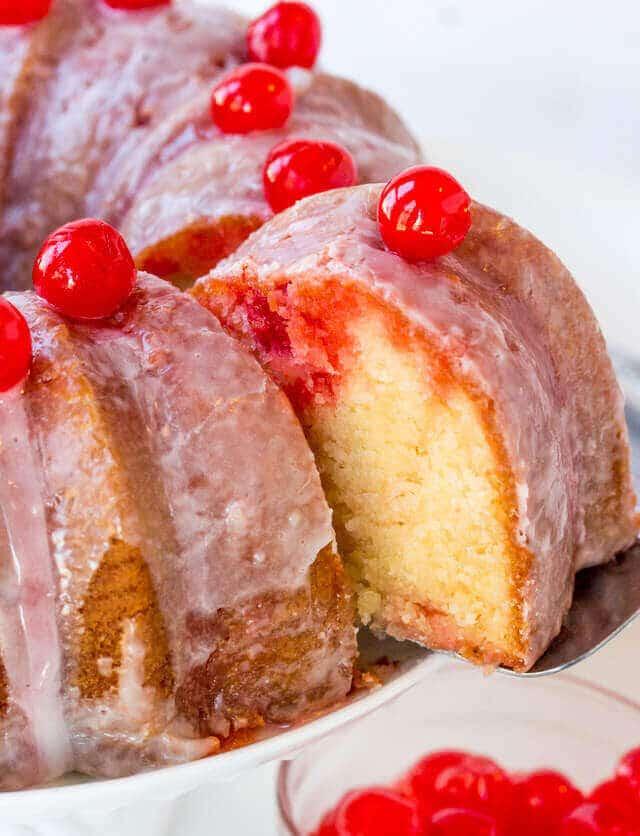 Cherry Bundt Cake Recipes