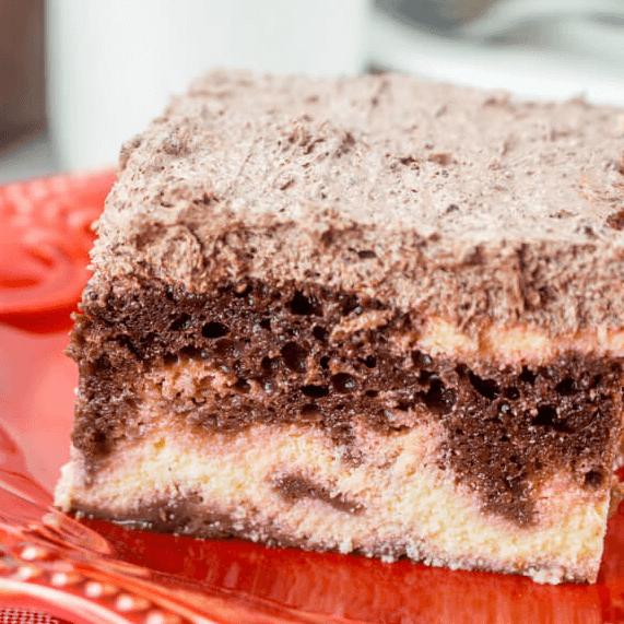Italian Love Cake {A Fun and Easy Delicious Chocolate Cake}