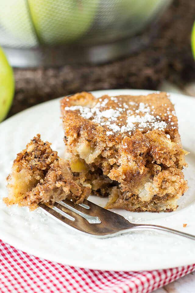 Date And Walnut Cake Recipe Easy