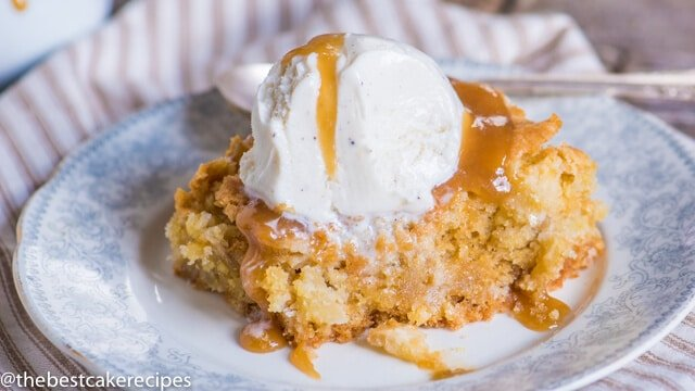 Amish Apple Dapple Cake Recipe