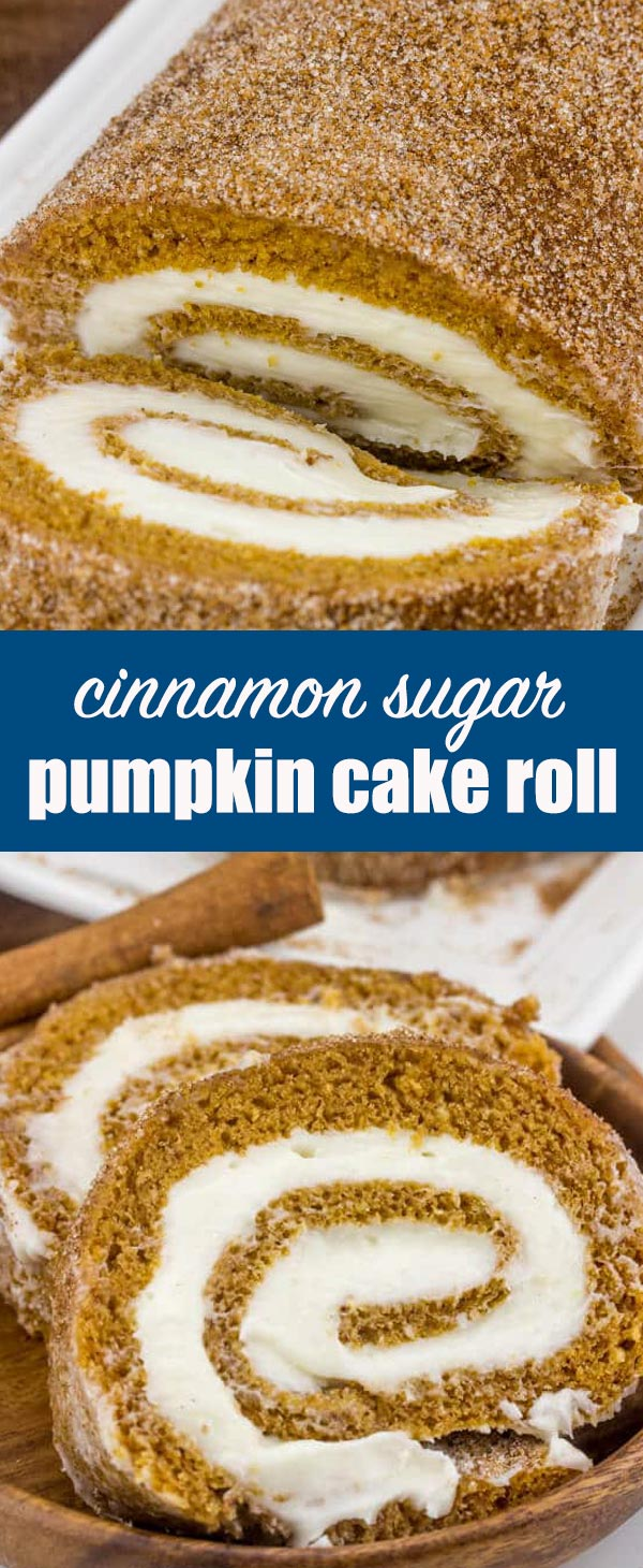 How To Make Pumpkin Cake Roll With Cream Cheese Filling