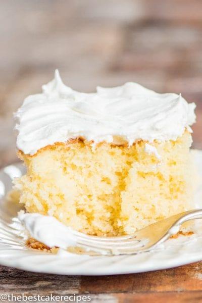 Pineapple Snack Cake