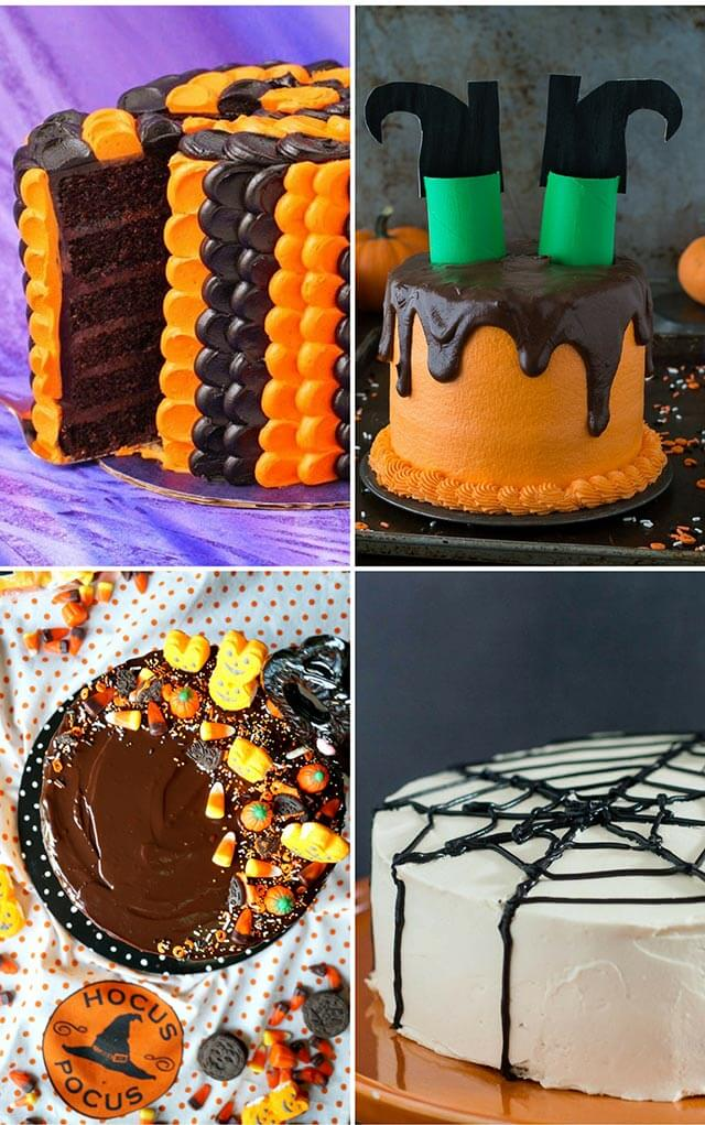Best Halloween Cake Recipes 13 Spooky Good Party Cake