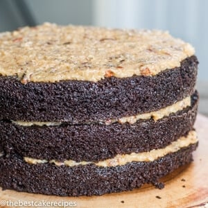 coconut pecan frosting for german chocolate cake