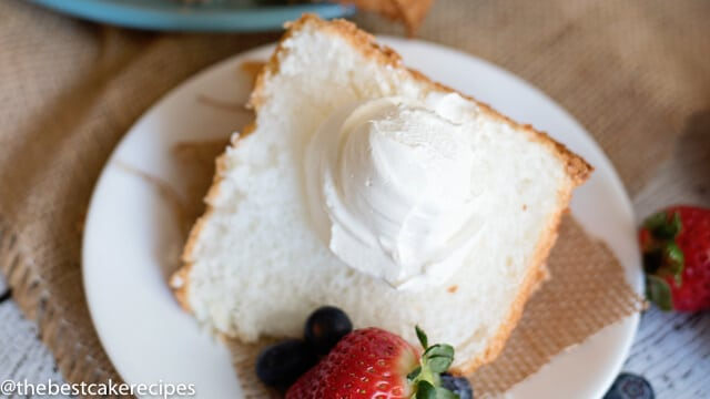 Angel food cake recipe easy low fat cake recipe forumfinder Images