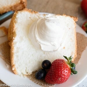 Angel food cake recipe easy low fat cake recipe forumfinder Image collections
