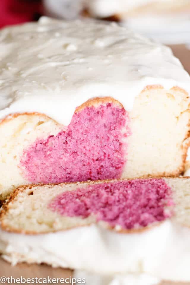 Buttery Vanilla Loaf Cake Recipe