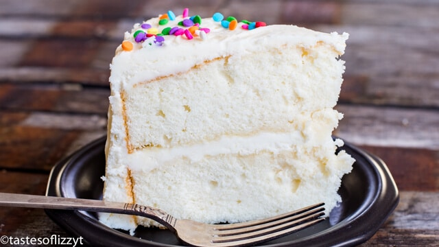 Best Vanilla Sheet Cake Recipe
