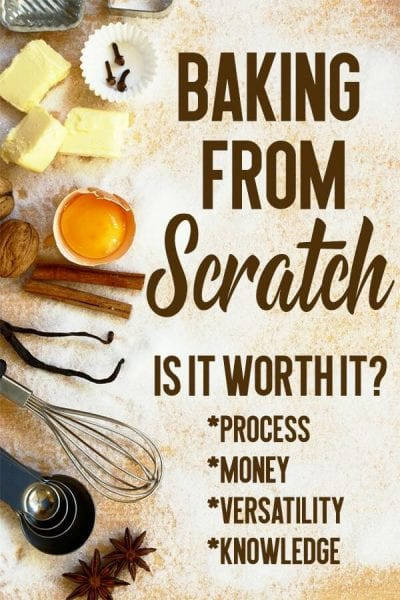 Baking Recipes From Scratch
