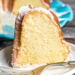 how to make five flavor pound cake