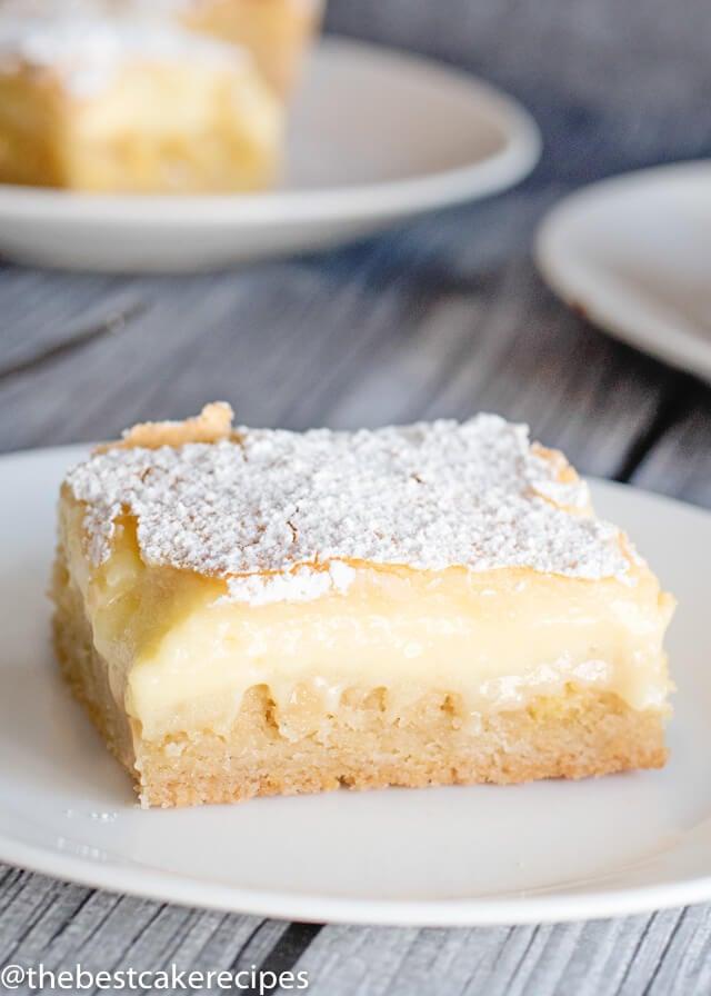 Gooey Butter Cake History