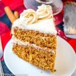 Molasses Spice Cake Recipe