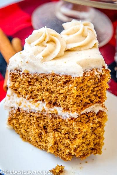 Molasses Spice Cake